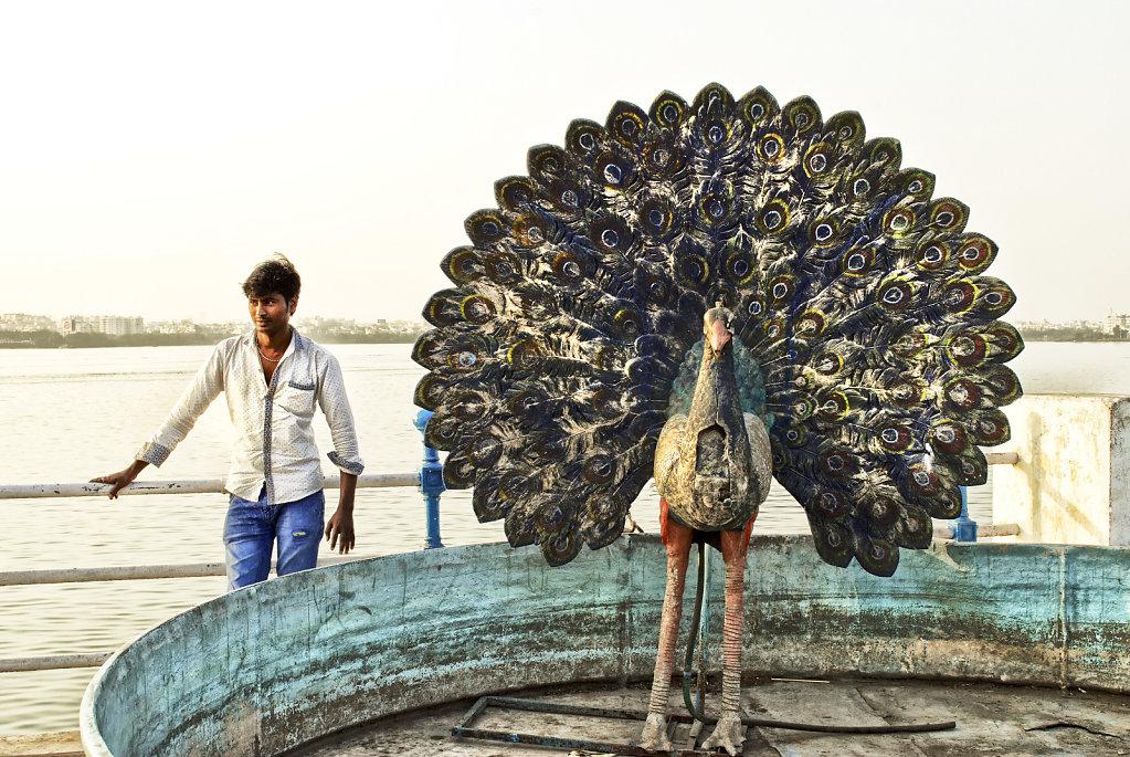 Inde du sud.